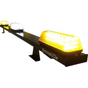 Giroflex Leds Alta Luminosida P/ Guincho Ambulância Socorro