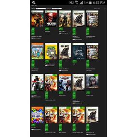 Juegos Cuenta Completa Xbox 360