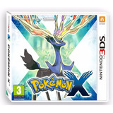 Pokemon X 3ds Fisico New Full Gamer
