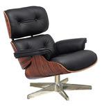 Poltrona Charles Eames- Mais Em Conta Do Mercado Livre
