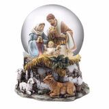 Esfera Musical Navidad Bola Musical Nacimiento Envio Gratis