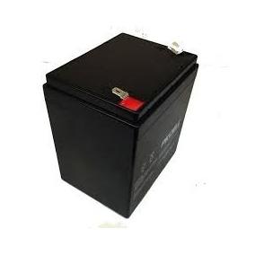 Bateria 12v 4amp Ups Cerco Electrico