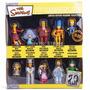 Los Simpsons Set Edición Limitada 20th Aniversario Figuras