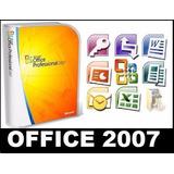 Pacote Microsoft Office 2007