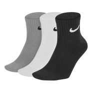 Nike Everyday Lightweight Ankle Large Pack X 3 Tricolor 6011