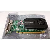 Tarjeta Grafica Nvidia Quadro K600 1gb Nueva