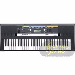 Teclado Musical Eletrônico Arranjador 61 Teclas Yamaha E243