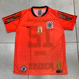 Camisa Cassio Corinthians Juvenil Futebol Camisas Times - Futebol no ... a55a072520669