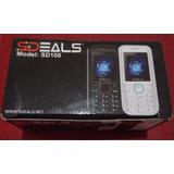 Telefono Celular Sdeals Modelo Sd100 Doble Sim Nuevo Negro