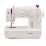 Máquina De Costura Singer Promise 1412 11 Pontos Branca 110v