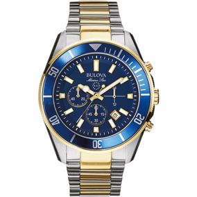 Reloj Bulova Marine Star 98b230 Tienda Oficial Bulova
