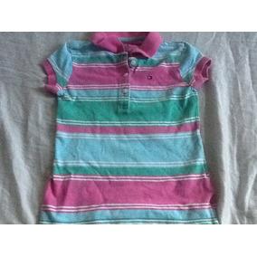 c58ee64a0e Camisa Polo Tommy Infantil Menina 4 5 Anos - Camisas no Mercado ...