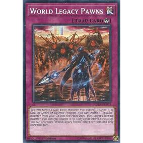 World Legacy Pawns - Cibr-en073 - Common