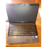 Repuestos O Portátil Completo. Samsung 3 Np300e4x 2.5ghz I3