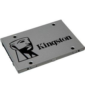 Disco De Estado Solido Ssd Kingston A400 120gb Sata 2.5