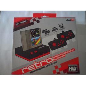 Console Retro Entertaiment System Jogos Nes 8 Bits Nintendo