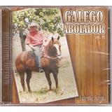 Cd Galego Aboiador - Vol.6 / Fazenda Jurema - Novo***