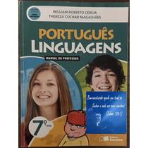 Livro Português Linguagens 7º Ano - Manual Do Professor.