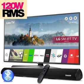 Caixa Som Soundbar Bluetooth Para Smart Tv Samsuns 120w E92