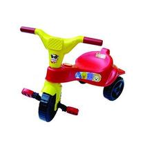 Brinquedo Triciclo Tico Tico Velotrol Infantil Criança