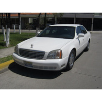 Cadillac Deville Un Dueño Perfecta Condiciones ¡ofrezca!