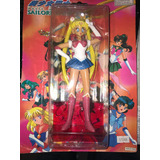Antigua Muñeca Sailor Moon En Blister Década 90 ,