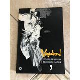 Livro Mangá Hq Vagabord A História De Musashi Número 9