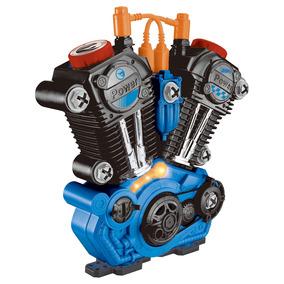 Motor Monta E Desmonta - Hot Wheels - Fun