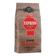 Cafe En Grano O Molido Bonafide Sin Azúcar Para Expresso 1kg