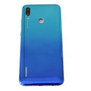 Tapa Carcasa Huawei P Smart 2019 Azul Lente Camara Gratis