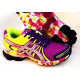 Tenis Asics Sendai 2 Corrida Caminhada Running