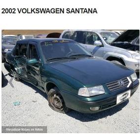 Motor Completo Santana Ap Injetado 2.0 2002 Com Baixa