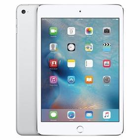 Apple Ipad Mini 4 128gb Wifi Garantia 1 Ano Apple - Prata