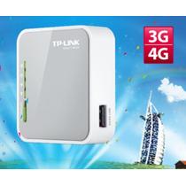 Router Tp-link Mr3020 3g/4g Digitel Bam Movistar 5años Gtia