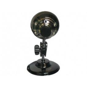 Webcam Com 4 Leds Microfone Visão Noturna De Ótima Qualidade
