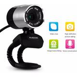 Camara Usb Webcam Hd 2 Megapixels 1080p Cmos Sensor
