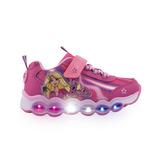 Zapatilla Barbie Con Luces #bcx819