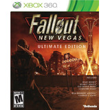 Fallout New Vegas Ultimate Xbox 360 Fisico Nuevo & Sellado