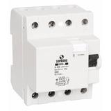 Interruptor Residua Diferen 80a 30ma Tetrapolar Soprano Full