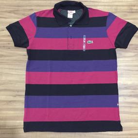 2bef5043c2496 Camisas Gola Polo Lacoste Original - Camisas no Mercado Livre Brasil