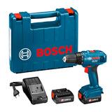Taladro A Bateria Inalambrico Bosch Gsr 1440 2 Bateria Litio