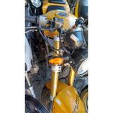 Peças Moto Comet 250 2007 (moto Leilão Para Retirada Peças)