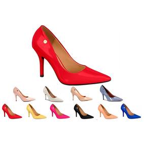 ea86286fa8 Sapato Pink Salto Alto - Scarpins e Plataformas Vermelho no Mercado ...