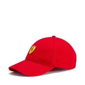 Boné Ferrari Scuderia Vettel (vermelho) Original F1  fanwear bdad369ebec