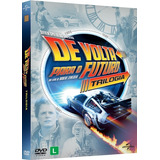 Blu Ray Volver Al Futuro 30 Aniversario Back To The Future