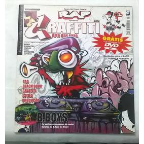 Revista Graffiti Arte Das Ruas 29