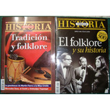 Foklore Argentino 2ts Revista Historia Monografico Bombo Etc