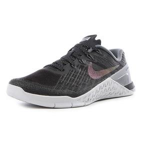meet 5286a f5470 Zapatillas Nike Metcon 3 Mtlc Mujer Running 922880-001