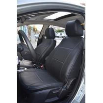Fundas Asientos Cuerina Premium Ford Focus 2014-15 -carfun-