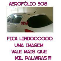 Aerofolio Peugeot 308. Novo Original Trincadinho